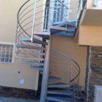 kovovyrobakv polasek schody